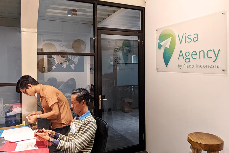 Apply your visa to Bali with Visa Agency Flado Indonesia